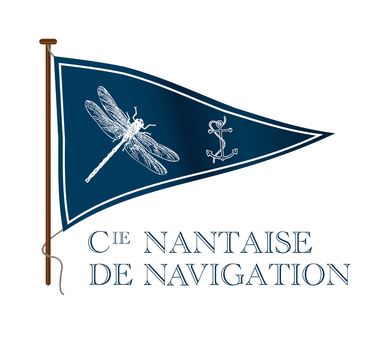 Logo compagnie Nantaise de Navigation
