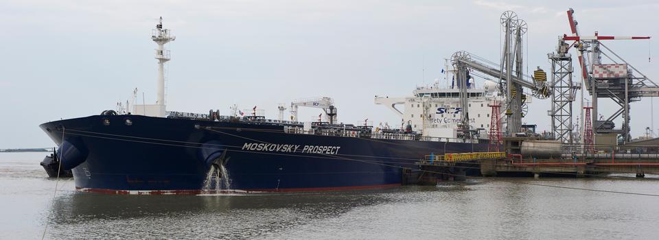 Terminal pétrolier (donges 7) | Oil terminal | Crédit photos : André Bocquel