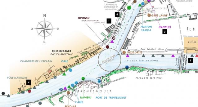 Projet «réinventer la Loire» par l'UFMO