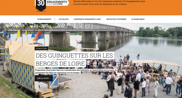 L'Ufmo membre de la «Conférence permanente Loire»