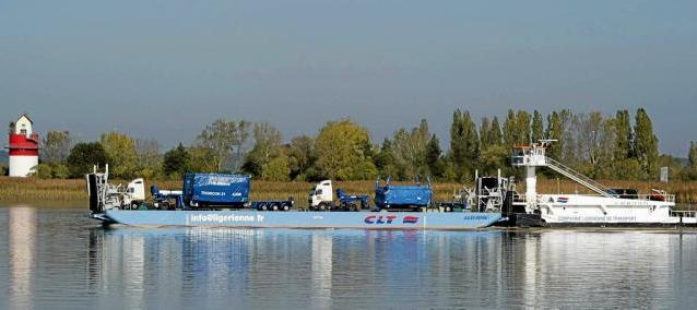 Transport. Le fret marchandises refait surface dans l'estuaire de la Loire