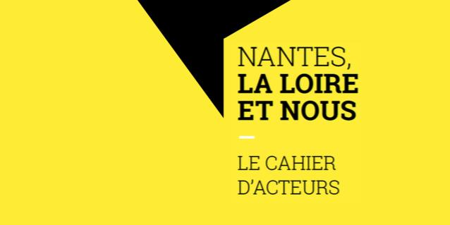 Cahier d'acteur de l'Ufmo : Nantes la Loire et nous.