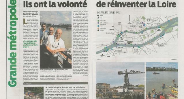 Ils ont la volonté de réinventer la Loire