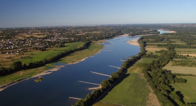 Des racines & des ailes « En remontant la Loire, de l'estuaire au val d'Amboise »