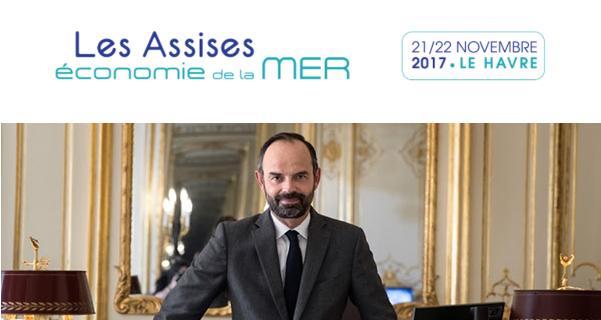Les assises économie de la mer le 21/22 Novembre 2017 – Le Havre