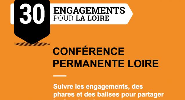 Diaporama de la conférence permanente Loire du 23 Février 2018