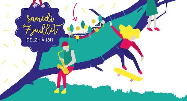 La grande fête des Berges Quais Rhuys, Hoche et Doumergue le samedi 7 Juillet à midi