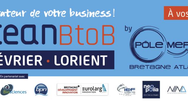 Ocean B to B à Lorient le 13 février 2020