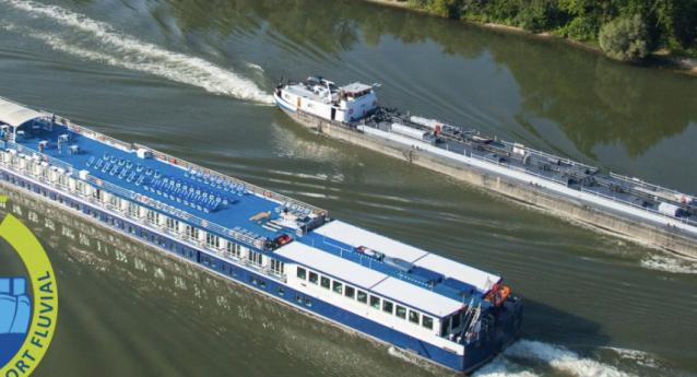 Webinaire « Vert le fluvial » : zoom sur le financement du verdissement de la flotte fluviale